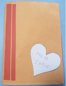 Zubin Father's Day 2020 card