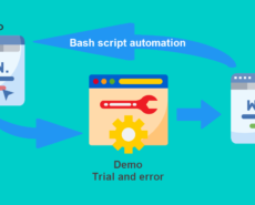 Bash Script to Sync WordPress Docker Production to Demo