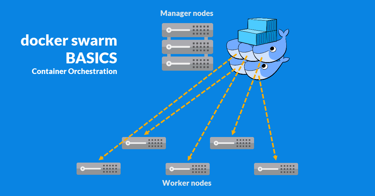 Using Docker Swarm Container Orchestration to Manage Multiple Containers Across Host Machines