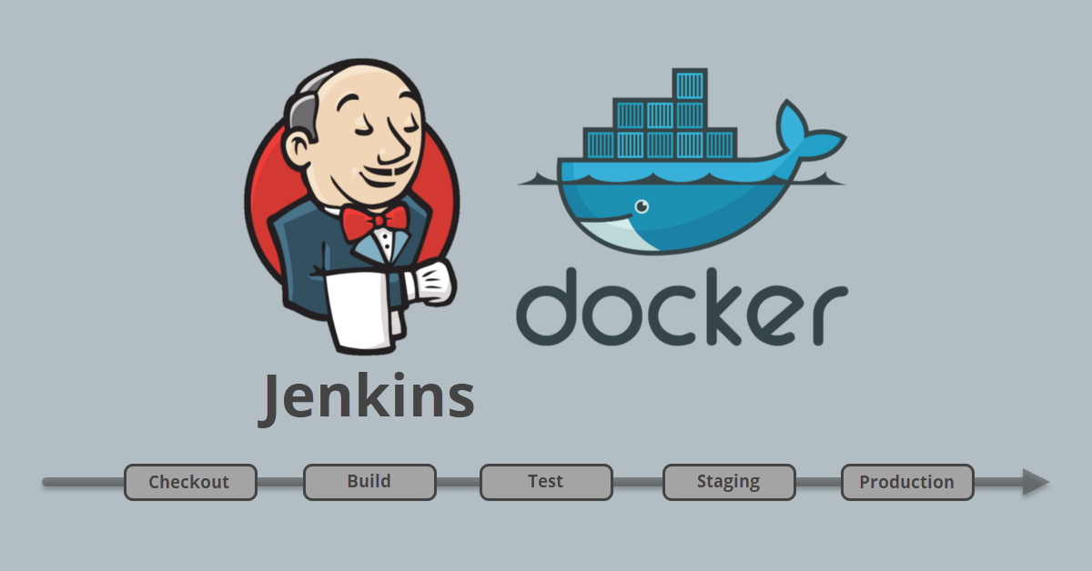 Build and Run Test from Jenkins with Docker