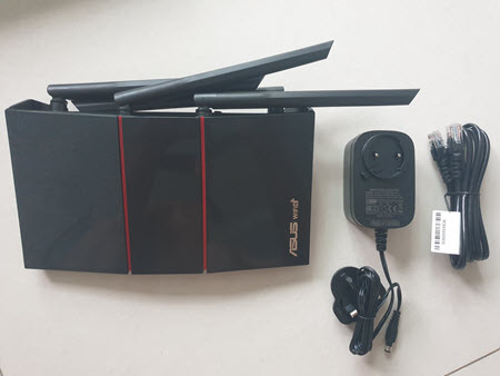 Asus RT-AX55 Unbox 2